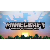 Minecraft Premium Windows 10 Edition Código Original