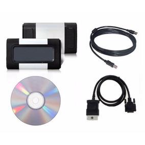 Kit Oficina: Scanner Autocom Bluetooth + Scanner Vas5054a