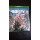 Farcry 4 Fisico Nuevo Y Sellado! Xbox One