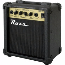 Amplificador Guitarra 10 Watts Rms Ross G10