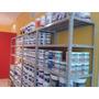 Estanteria Metálica 42 Cm X 90 Cm X 200 Cm C/5 Estantes Ref