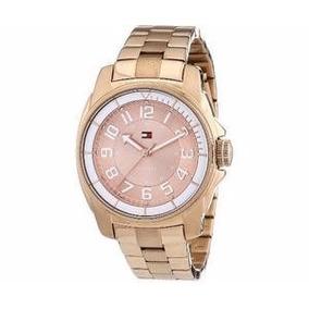 2a5bf2563b0 Relógio Feminino Tommy Hilfiger Mod. 1781138 Aço Inoxidável ...