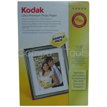 Papel Fotografico Kodak Ultra Premium 4x6 665 7217 20h.