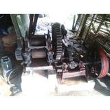 Molino Para Caña De Azúcar R4 Con Motor *usa* 10hp(trapiche)