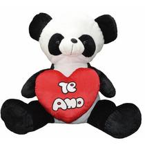 Peluche Oso Panda Te Amo Phi Phi Toys Original