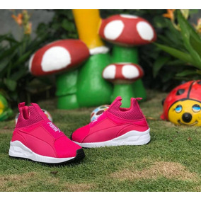 Zapato Botín Para Niñas Y Niños De Moda Calidad Colombiana