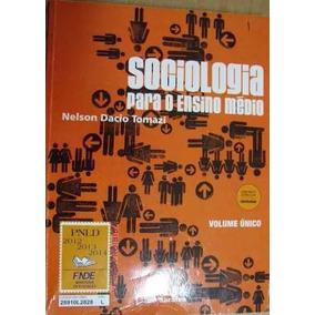 Sociologia Para O Ensino Medio Volume Unico 2ª Ed Saraiva