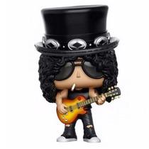 Slash - Guns N Roses - Pop! Rocks 51 - Funko - Minimundi