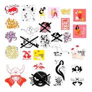 Stickers Promo - Pack De 3