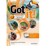 Got It!: Starter: Student
