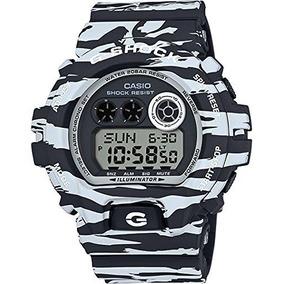G-shock Gdx-6900bw-1 Black And White Series Luxury Watch - T