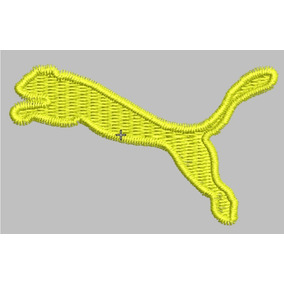 Patch Bordado Termocolante Puma 5 Cm (pacote Com 2)
