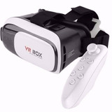 Óculos Vr Box 2.0 Realidade Virtual 3d Android Ios +controle c0501187cc