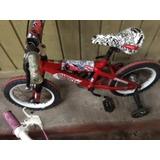 Bicicleta Aro 16 Hot Wheels Flete Gratis Exhibition De Tiend