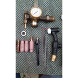 Pistolas Antorcha Weldcraft De Argon Con Manometro