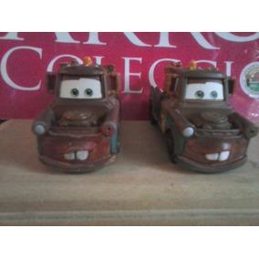 Carritos De Cars Mate Grua 2 Originales