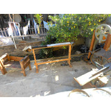 Maquinas Carpinteria Sierra Sin Fin Lijadora Cambinada Banco