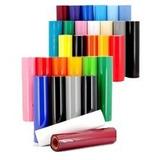 Termotrasferible Para Remeras Buzos Vinilo Colores Lisos