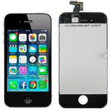 Tela Iphone 4 E 4s Lcd Touchscreen Original - Preto