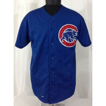 Jersey Camisola Beisbol Cubs Cahorros