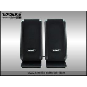Caixa De Som Satellite S-001 Usb