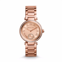 Relógio Michael Kors Skylar Bracelet Mk5971 Rose