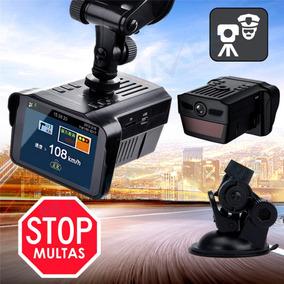 Detector Radar Móvel Com Câmera Full Hd 1080p Tela Lcd 2,7