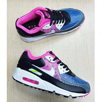 Tenis Tennis Zapatillas Nike Air Max Dama