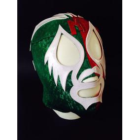 Mil Máscaras Máscara Semiprofesional Lucha Libre Mexicana