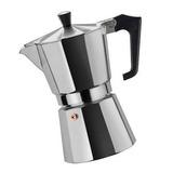 Cafetera Greca De Aluminio Marca Primula Original 6 Tazas