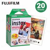 Fujifilm Instax Mini Película Instantanea Con 20 Fotos