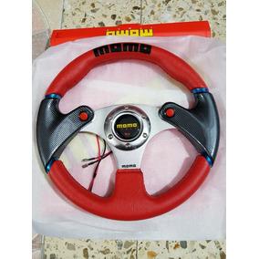 Volante Momo Tipo F1 Original!!