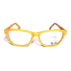 Oculos Madeira Masculino Rayban - Óculos no Mercado Livre Brasil a1d2403821