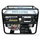 Grupo Electrógeno Generador Gas-nafta Dual 6,5kva Hyundai