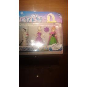 Bonecos Frozen Kit Com 6 Bonecos