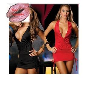Elegante Sexy Vestido Fiesta Casual Corto Moda Club Antro