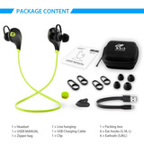 Auriculares Bluetooth Deportivo Qy7 Soundpeats Original 4.1