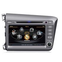 Central Multimídia Aikon Honda Civic 2012/2014 5.0 Original