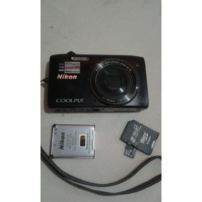 Camera Fotográfica Usada