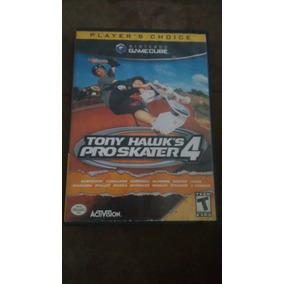 Tony Halks Pro Skater 4 Game Cube