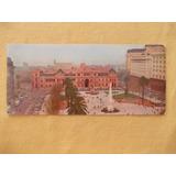 2212- Postal Bs. As. Pza. De Mayo, Casa De Gobierno