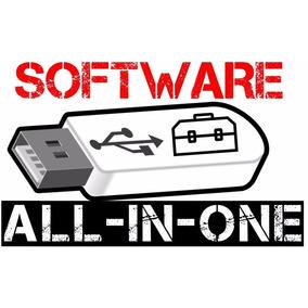 Multi Programas Pc Usb Utilidades Y Juegos Formateo