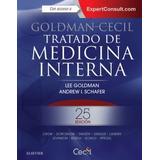 Tratado De Medicina Interna - 25° Edición - Goldman - Cecil