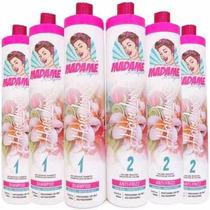 3 Kits Escova Progressiva Madame Hair Compre 3 Pague 2 !!