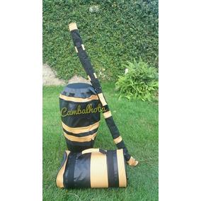 Kit Para Instrumentos De Capoeira .