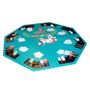 Tablero Poker 8 Personas.-gili (envío Gratis)