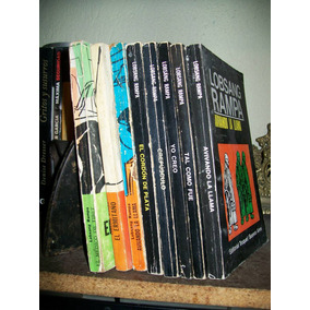 Pack De 7 Libros De Lonsabg Rampa Varios Titulos