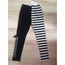 Leggins De Cotton