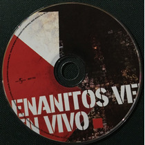 Enanitos Verdes - En Vivo Cd
