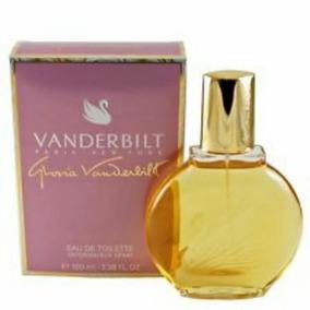 Perfume Feminino Gloria Vanderbilt 100 Ml Eau De Toilette